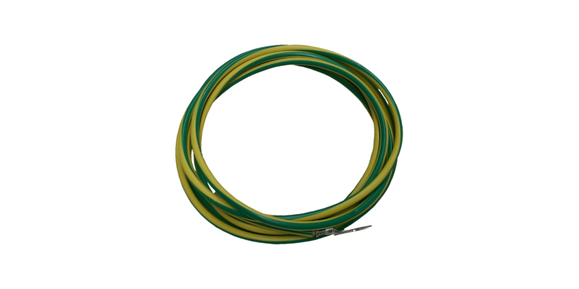 Earthing cable<br>for BATbox S<h5>Expand the protective earthing of your BATbox S</h5>