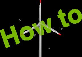 <h5>Leitfaden für eine erfolgreiche akustische Aktivitätserfassung von Fledermäusen an Windenergieanlagen</h5>