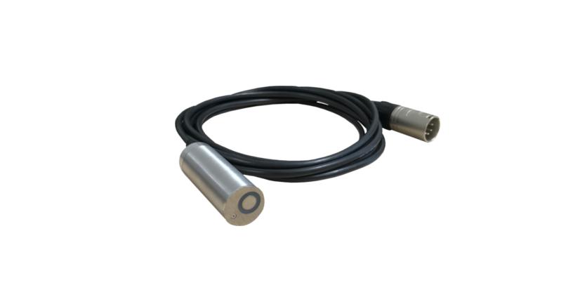 Turmmikrofon TM20<h5>Elektret Ultraschall-Mikrofon mit Testsignalgeber</h5>
