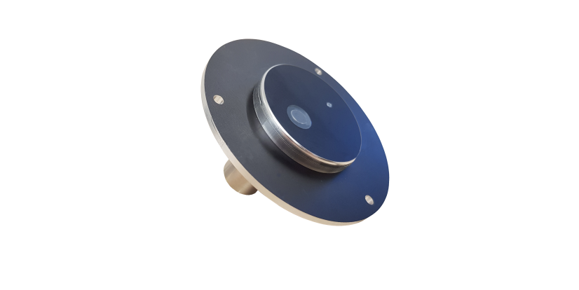 Gondel-Mikrofonscheibe GM50<h5>Elektret Ultraschall-Mikrofonscheibe mit Testsignalgeber</h5>