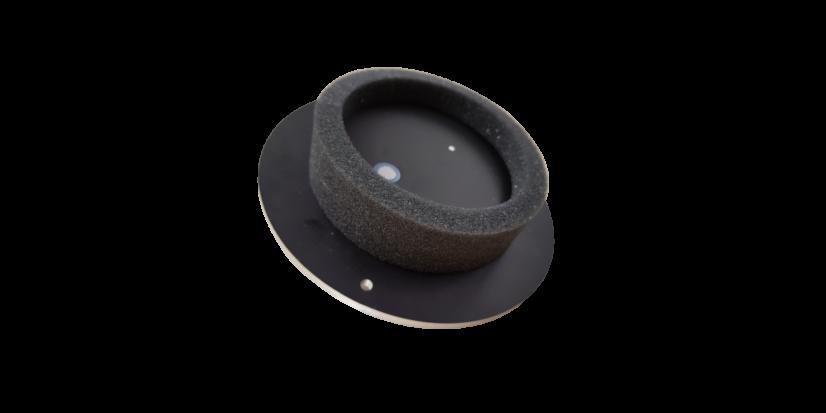 Gondel-Mikrofonscheibe GM90<h5>Elektret Ultraschall-Mikrofonscheibe mit Testsignalgeber</h5>