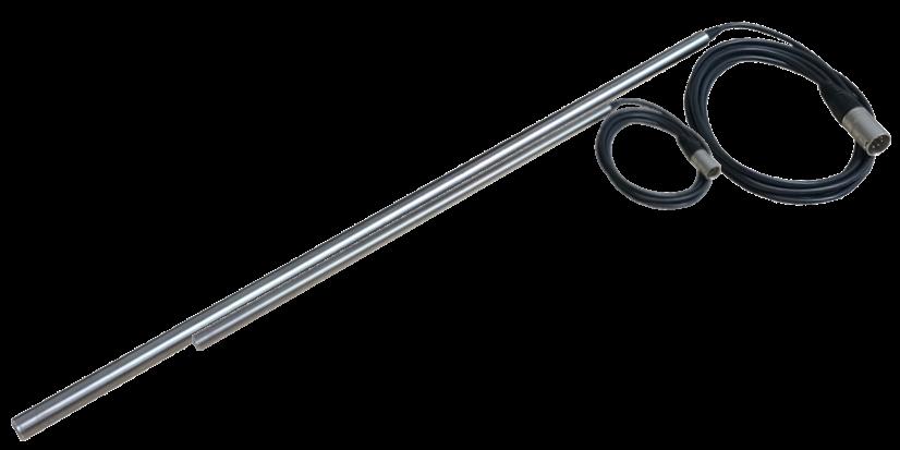 Turmmikrofon TM10<h5>Elektret Ultraschall-Stabmikrofon ohne Testsignalgeber</h5>