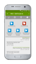 BATconnect SMS<h5>The Android app for SMS remote control of your BATmode systems</h5>