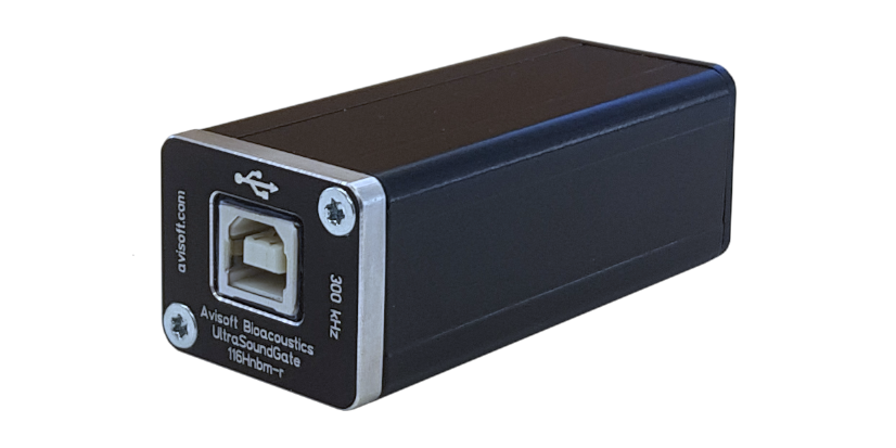 UltraSoundGate</br>116Hnbm-r<h5>The USB interface to extend passive recording systems with an additional measurement channel</h5>