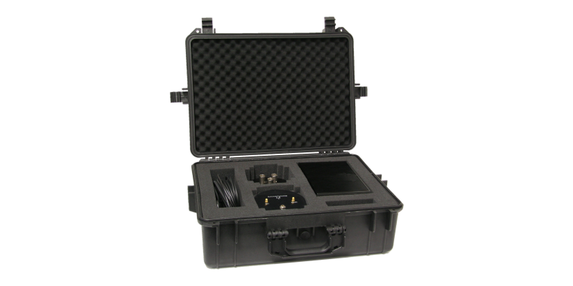 Transport</br>Case<h5>For a safe and protected transport of your BATmode system to the installation site</h5>